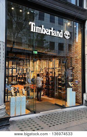 Timberland, London