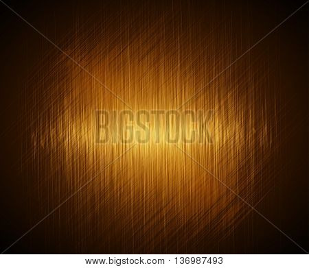 Abstract gradient line  warm orange background. Vector image eps 10