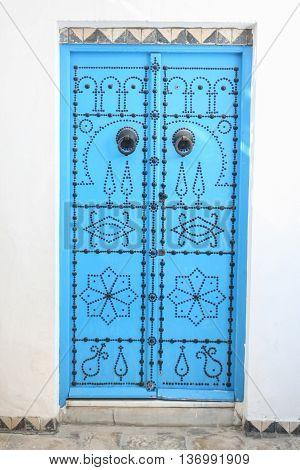 Sidi Bou Said Gates
