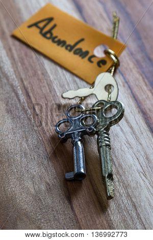 Secret Keys For Abundance In Life