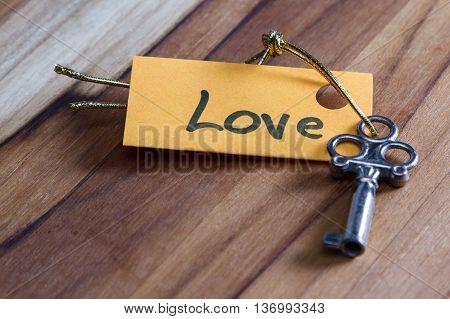 Secret Key For Love In Life