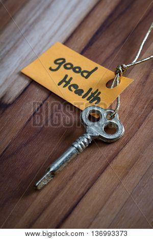 Secret Key For A Healthy Life