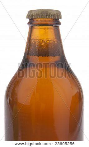 Blank Beer Bottle
