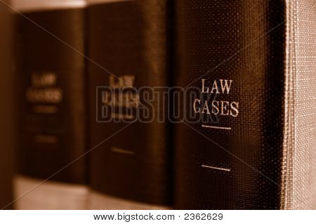 Law Books 2 X Duo