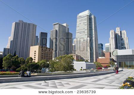 Yerbabuena center for the arts downtown San Francisco California