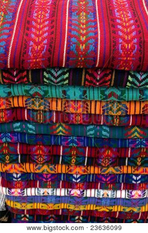 Stack of Shirts Mexico