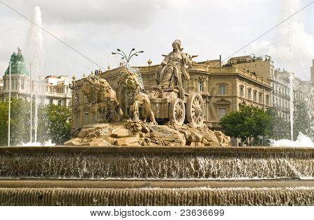 Cubeles Fountain