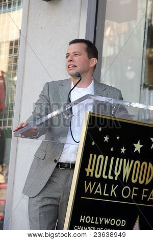 LOS ANGELES - SEP 19:  Jon Cryer at the Jon Cryer Hollywood Walk of Fame Star Ceremony at Hollywood Walk of Fame on September 19, 2011 in Los Angeles, CA