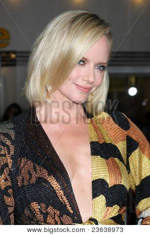 LOS ANGELES - SEP 19:  Marley Shelton arriving at the