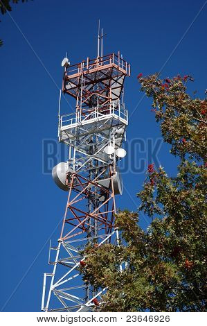 Tower TV Transmitter