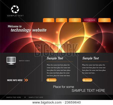 Orange Technology Website