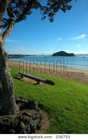 Beach At Seaside2
