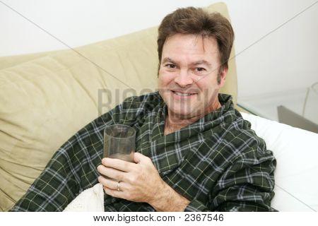 Caseros enfermos - líquidos