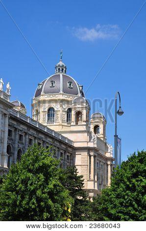 Museum Of Natural History (naturhistorisches Museum) Of Vienna