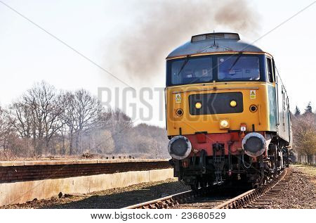 Short diesel run arounds