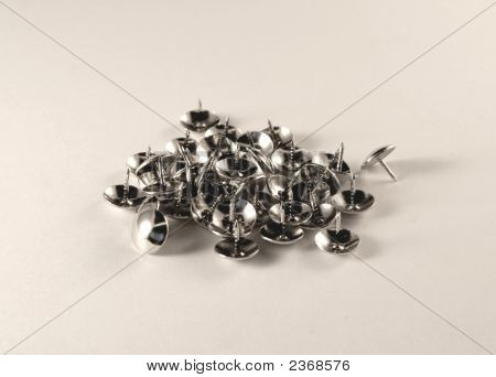 Silverplated Pins