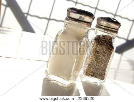 Sal e pimenta