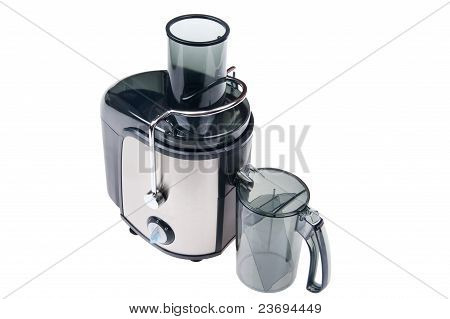 Juice Extractor Isolated On White