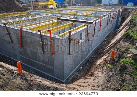 Cellar construction