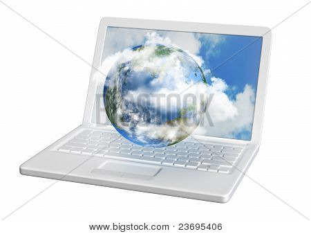 Cloud Computer World