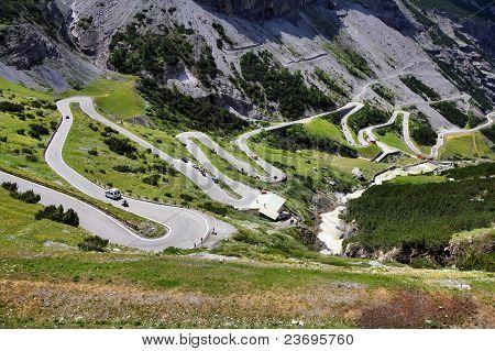 Stelvio Road