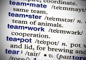 Teamwork Defined