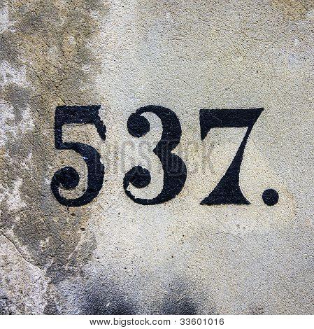Nr. 537