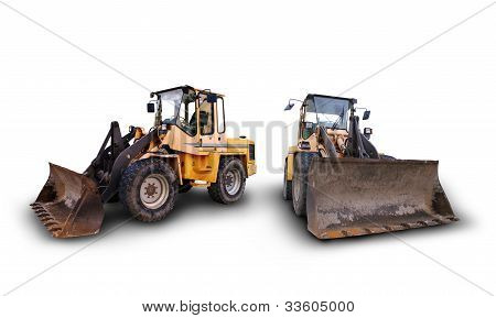 Industrial Construction Vehicles