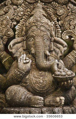 Dios Ganesh hindú