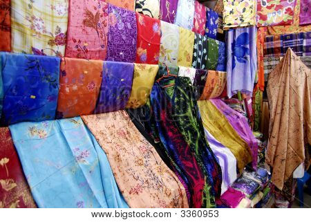 Colourful Fabrics For Sale