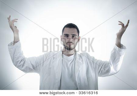 God-like Researcher