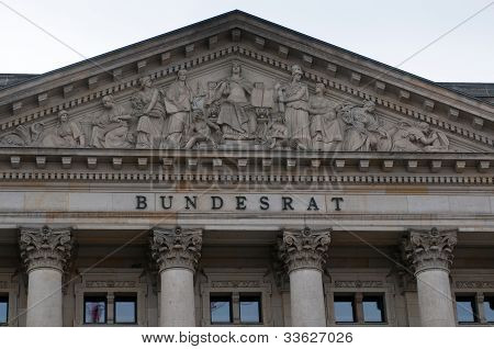 German Federal Council - Bundesrat.