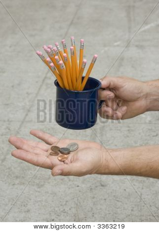 Pencil Peddler
