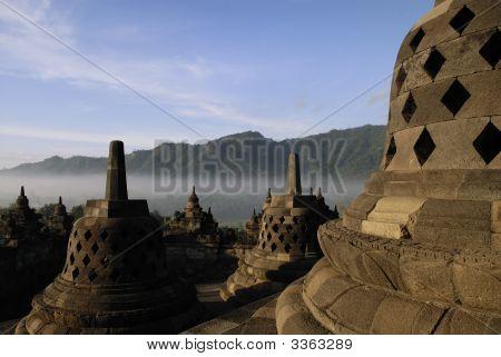 Temple Of Borobudur