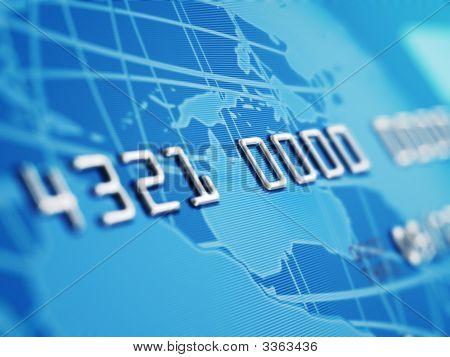 Kreditkarte-Makro