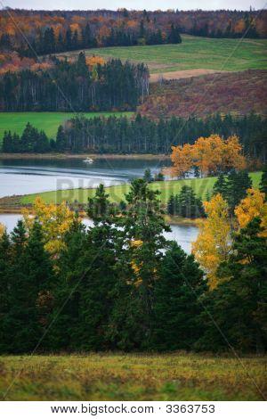 Prince edward island lake