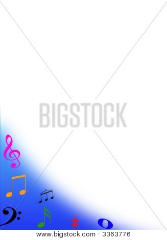 Music Letter Template