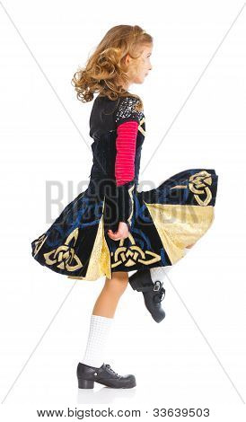 Irish Dancer
