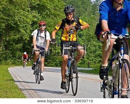 Bike Ride Across Georgia