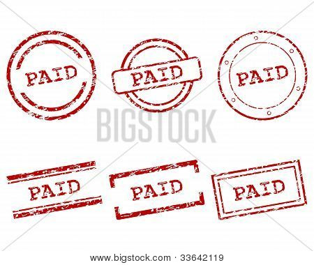 Paid Stamps