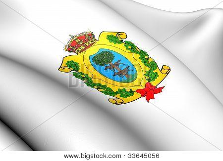 Durango Coat Of Arms, Mexico.