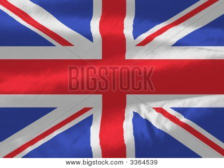 British Flag Flow