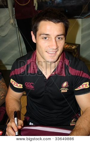 Cooper Cronk -State of Origin