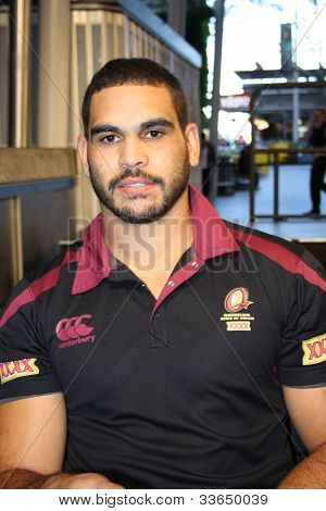 Greg Inglis -State of Origin