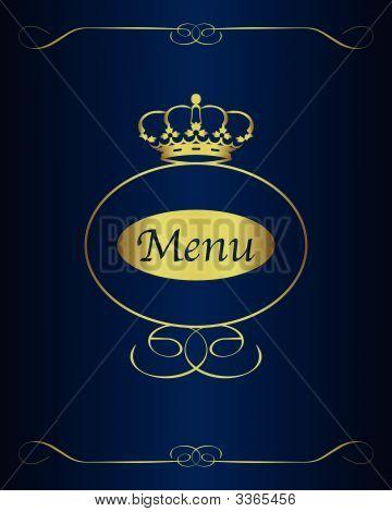 Menu Design Background