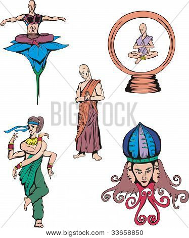 Oriental Characters