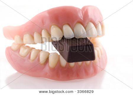 Dentures And Chocolat