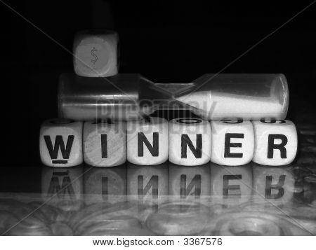 Winner_Black_And_White