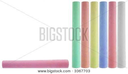 Chalk Sticks
