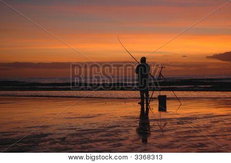 Fisherman Borth Powys 01